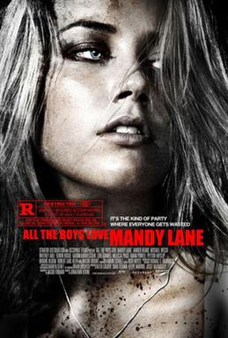 All the Boys Love Mandy Lane - Image: Boys love lane