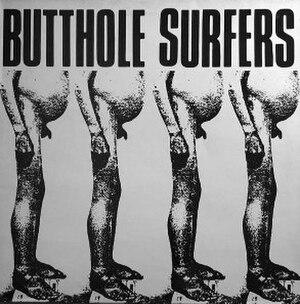 Butthole Surfers (EP)