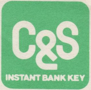 Citizens & Southern National Bank - Image: C&S National Bank Logo