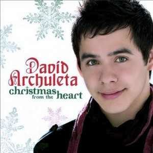 Christmas from the Heart (David Archuleta album) - Image: CFT Hcoverart