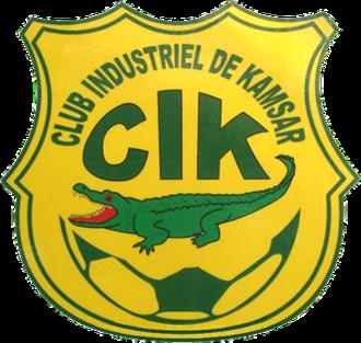 Club Industriel de Kamsar - Image: CI Kamsar (logo)
