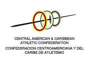 Central American and Caribbean Athletic Confederation - Image: Cacac logo con leyenda small