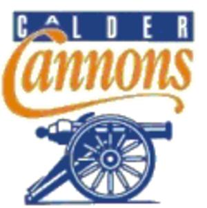 Calder Cannons - Image: Calder Cannons