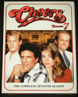 <i>Cheers</i> (season 7) season of television series