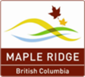 Maple Ridge, British Columbia - Image: City of Maple Ridge logo