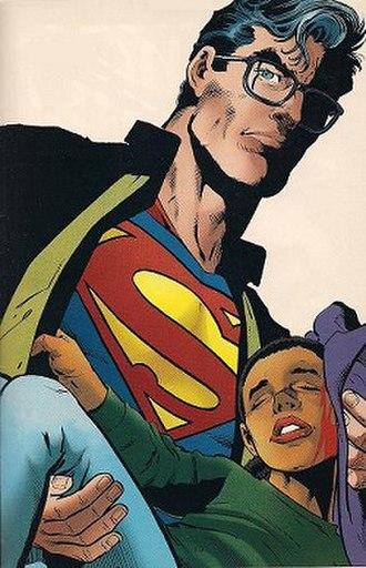 Suicide Slum - Image: Clark Kent and Lateesha Johnson