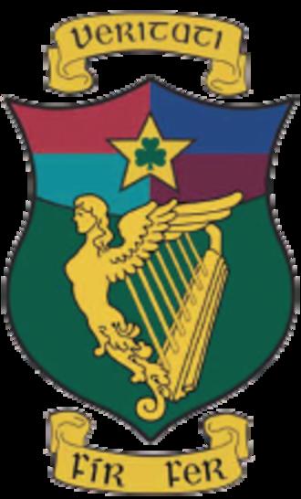 National University of Ireland - Coat of Arms of the National University of Ireland