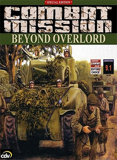 <i>Combat Mission: Beyond Overlord</i> video game