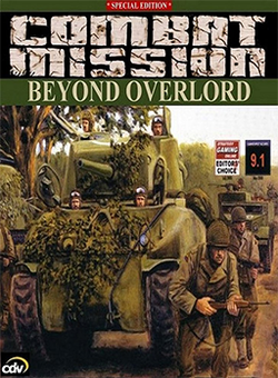 Download Combat Mission Beyond Overlord - Ronan Elektron