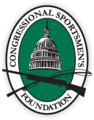 Congressional Sportsmen's Foundation - Image: Congressional Sportsmen's Foundation Logo