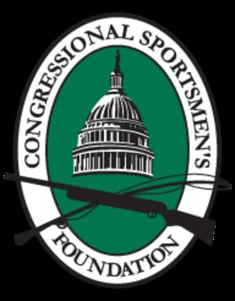 Congressional Sportsmen's Foundation - Image: Congressional Sportsmen's Foundation Logo