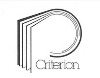 "The Criterion Collection - The original ""Criterion"" logo"
