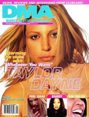 DMA (magazine) - Image: DMA (magazine)