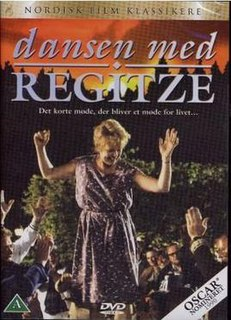 <i>Waltzing Regitze</i> 1989 film by Kaspar Rostrup