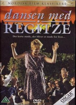 Waltzing Regitze - Front cover of the Danish DVD for Waltzing Regitze
