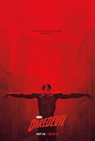 Daredevil (season 3) - Promotional poster