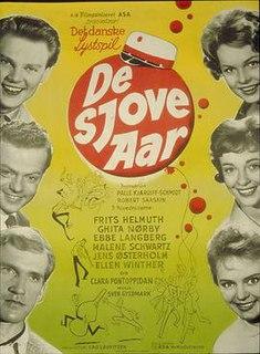 <i>De sjove år</i> 1959 film by Palle Kjærulff-Schmidt