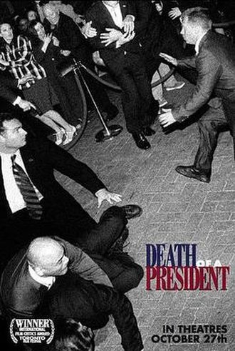 Death of a President (2006 film) - Image: Death of a president