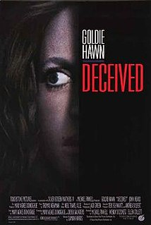 <i>Deceived</i> 1991 American thriller film directed by Damian Harris