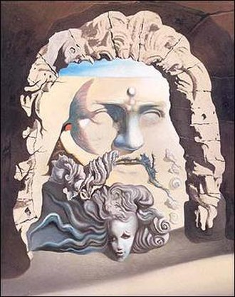 Surrealist cinema - An image from Disney and Dalí's Destino (1946)