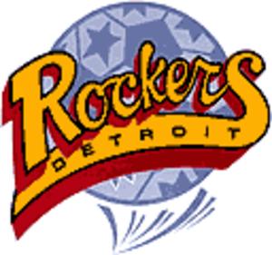 Detroit Rockers - Image: Detroit Rockers 95
