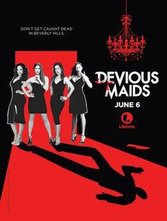 <i>Devious Maids</i> (season 4) season of television series