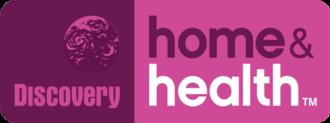 Discovery Home & Health (UK & Ireland) - Former logo