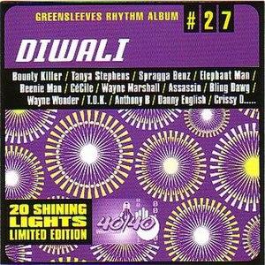 Diwali Riddim - Image: Diwali Riddim