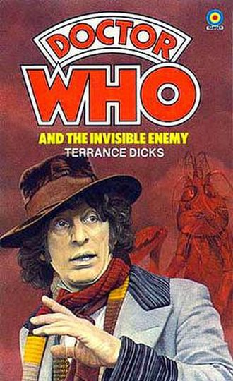 The Invisible Enemy (Doctor Who) - Image: Doctor Who and the Invisible Enemy