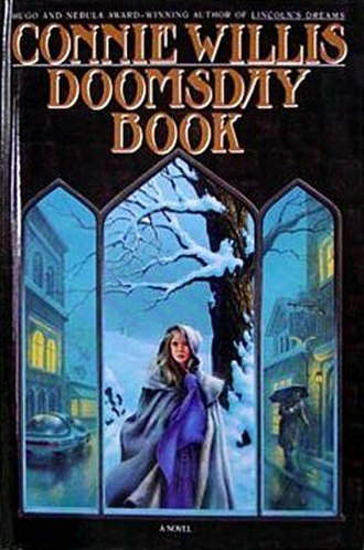 Doomsday Book (novel) - First edition hardcover
