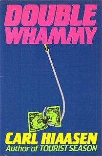 <i>Double Whammy</i> (novel)