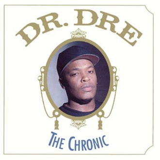 The Chronic - Image: Dr.Dre The Chronic