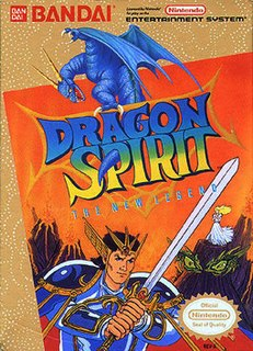 <i>Dragon Spirit: The New Legend</i> 1989 video game