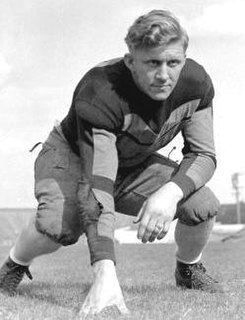 Ed Widseth American football player