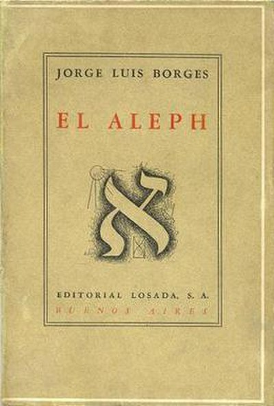 Picture of a book: The Aleph And Other Stories