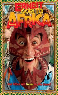 <i>Ernest Goes to Africa</i> 1997 film by John R. Cherry III