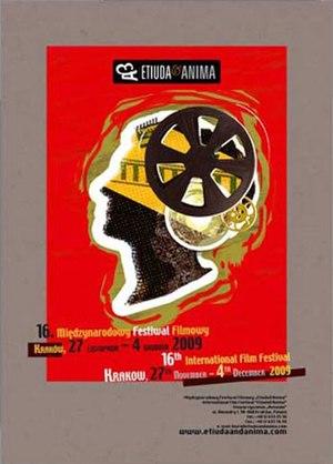Etiuda&Anima International Film Festival - Image: Etiuda&Anima International Film Festival (poster)