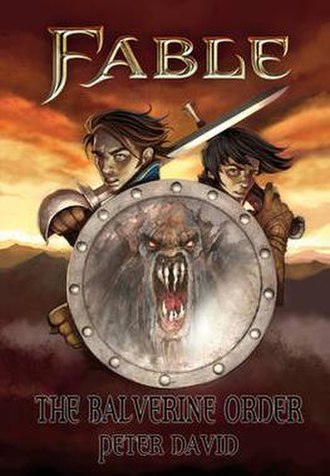 Fable: The Balverine Order - Image: Fable the balverine order cover