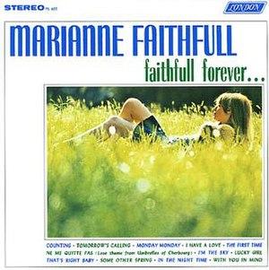 Faithfull Forever - Image: Faithfullforeveralbu m
