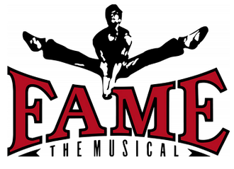 Fame (musical) - Show logo