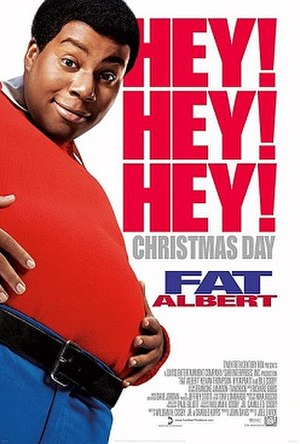 Fat Albert (film) - Theatrical release poster