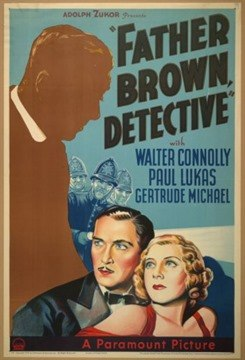Father Brown, Detective (1934 film)