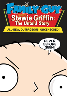 <i>Stewie Griffin: The Untold Story</i> 2005 film by Pete Michels
