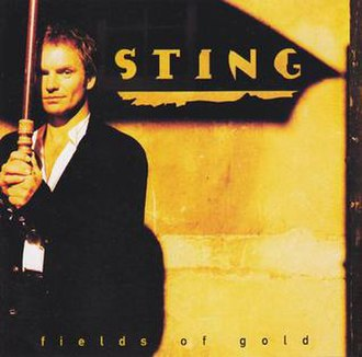 Fields of Gold - Image: Fields of gold sting