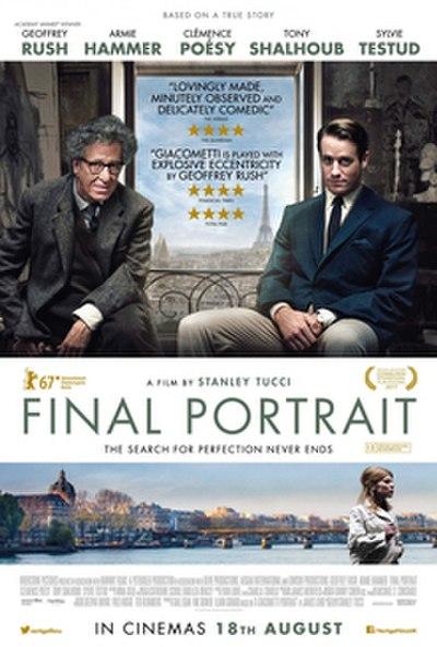 Picture of a movie: Final Portrait
