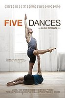 Picture of a movie: Five Dances