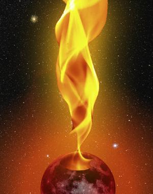 Fogos planetarios