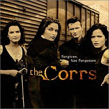 cd the corrs forgiven not forgotten