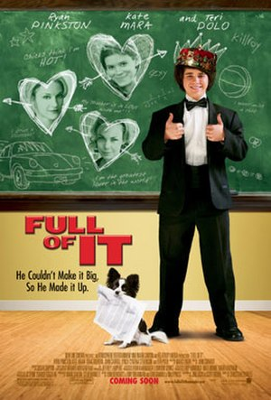 Full of It - Theatrical release poster