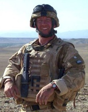 Gary O'Donnell (British Army soldier) - Image: Gary O'Donnell (British Army soldier) fair use